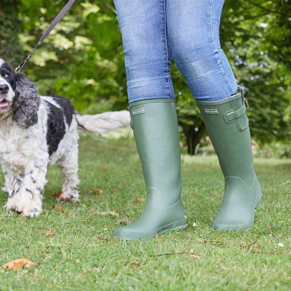 Picture of Smart Garden Classic Rubber Wellingtons Green