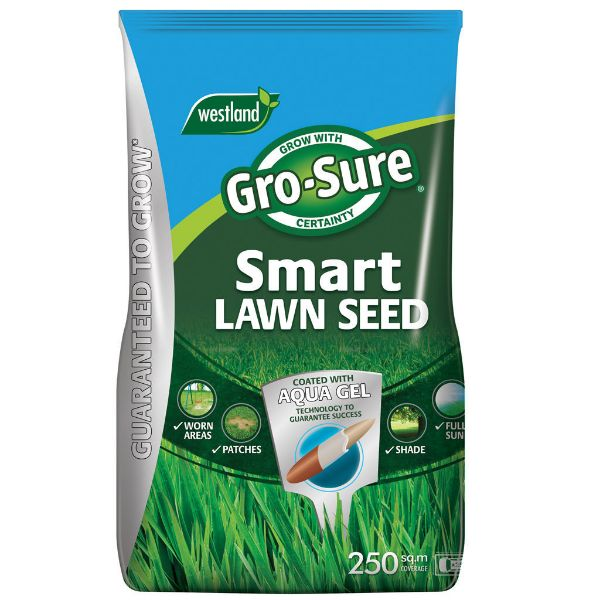 Picture of Westland Gro-Sure Smart Lawnseed Bag 250m2