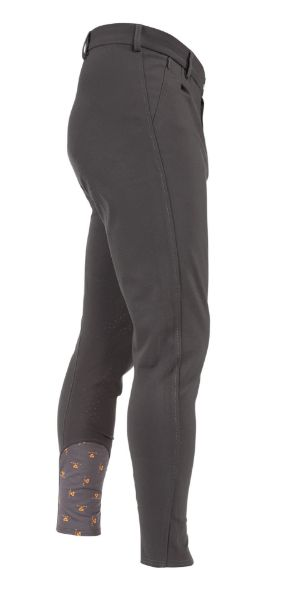Picture of Aubrion Walton Boys Breeches Grey
