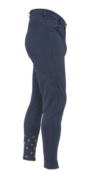Picture of Aubrion Walton Boys Breeches Navy