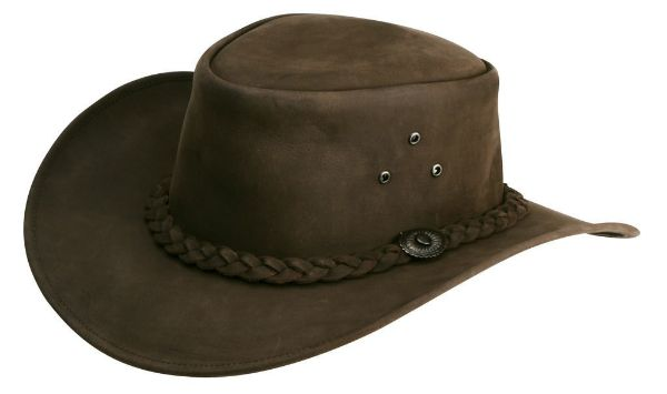 Picture of Randol's Oily Hat Brown