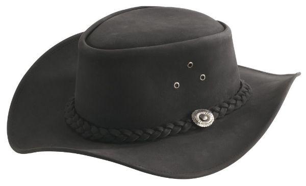 Picture of Randol's Oily Hat Black