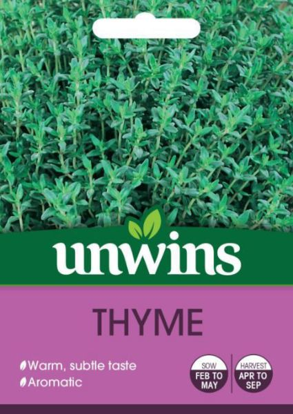 Picture of Unwins Herb Thyme Seeds