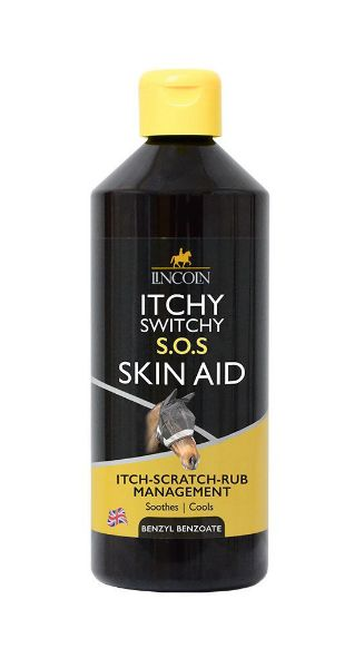 Picture of Lincoln Itchy Switchy SOS Skin Aid 500ml