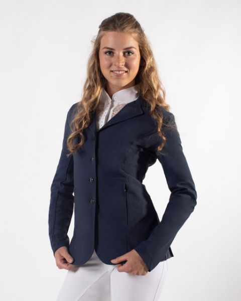 Picture of QHP Competition Jacket Noven Navy