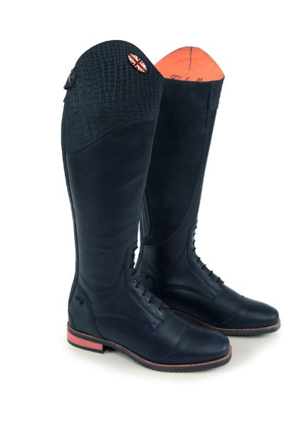 Picture of Shires Moretta Gabriella Riding Boot Navy