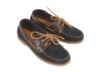 Picture of Shires Moretta Avisa Deck Shoe Navy