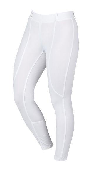 Picture of Dublin Performance Cool It Gel Tights White