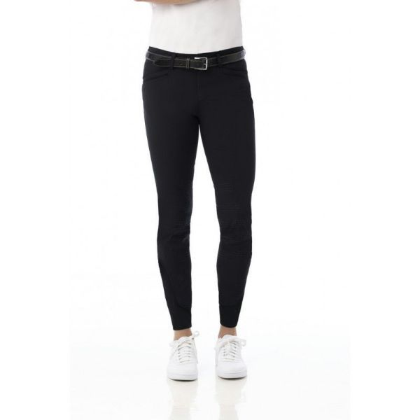 Picture of Equi Theme Georg Mens Breeches Black