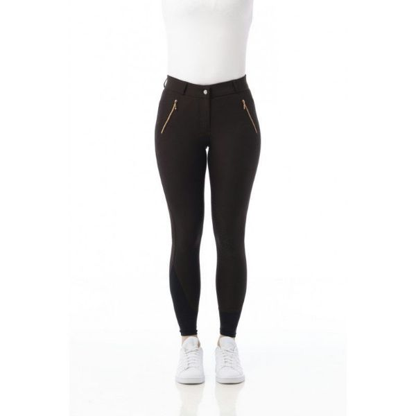 Picture of Equi Theme Kenya Breeches Brown
