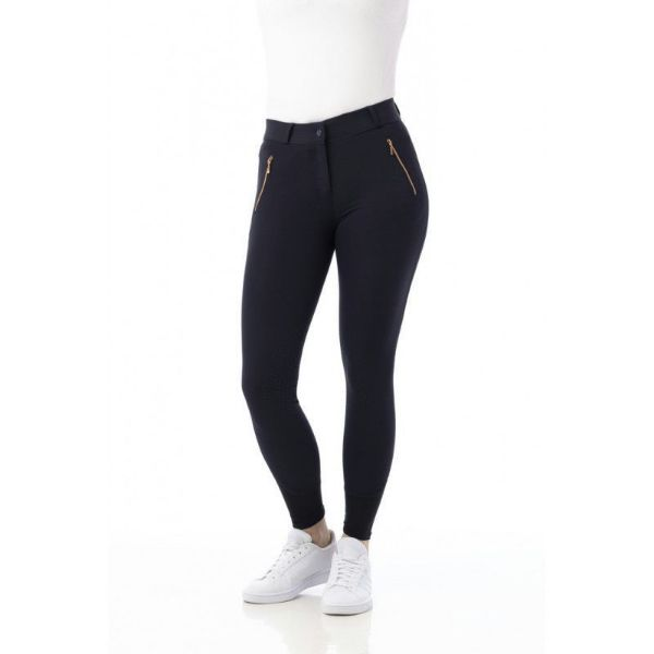 Picture of Equi Theme Kenya Breeches Navy