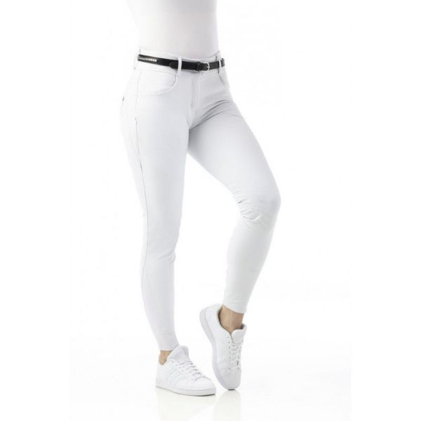 Picture of Equi Theme Bella Breeches White