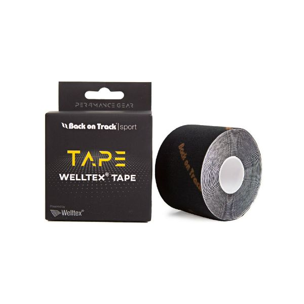 Picture of Back On Track P4G Welltex Tape Black 5m