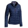 Picture of Ariat Womens Ideal 3.0 Down Jacket Navy