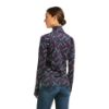 Picture of Ariat WMS Lowell 2.0 1/4 Zip Baselayer Team Print