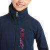 Picture of Ariat Youth Team Logo Full Zip Sweatshirt Team