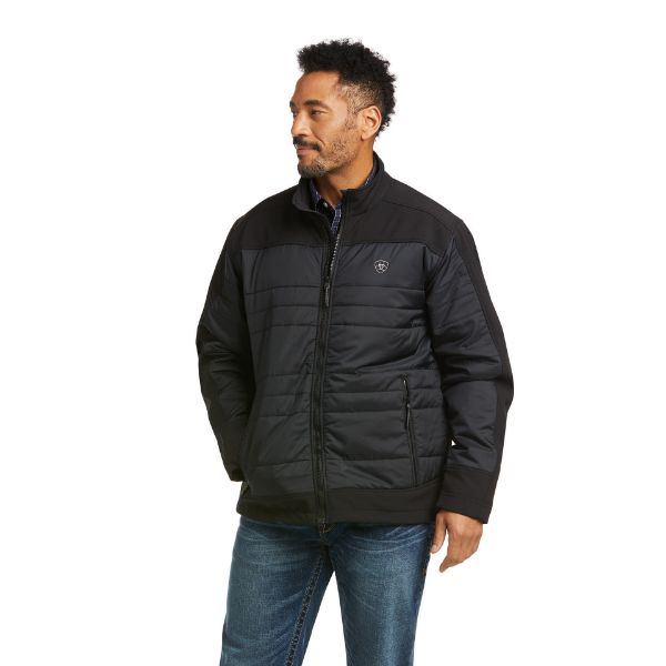 Picture of Ariat Mens Elevation Insulated Jacket Black