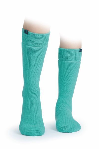 Picture of Aubrion Adult Colliers Boot Socks Aqua